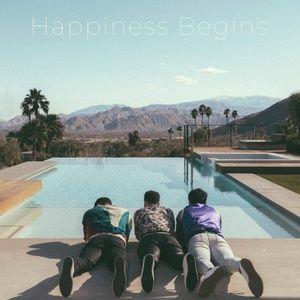 New Jonas Brothers Happiness Begins CD